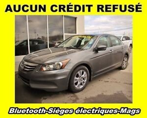 2011 Honda Accord SE TOURING *BLUETOOTH* 0$ COMPTANT *A VOIR!*