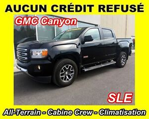 2015 GMC Canyon SLE ALL-TERRAIN