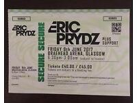 Eric Prydz ticket £30