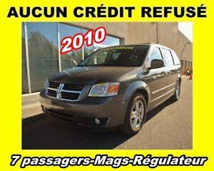 2010 Dodge Grand Caravan **7 passagers**Mags**Régulateur