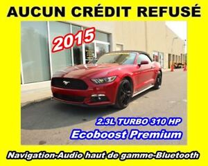 2015 Ford Mustang **Navigation**Audio haut de gamme**Bluetooth