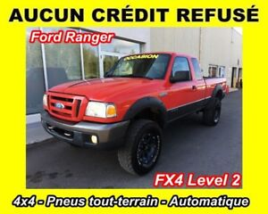 2007 Ford Ranger FX4/Level II
