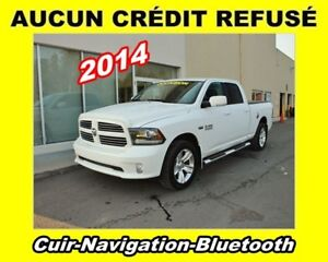 2014 Ram 1500 **Cuir**Navigation**Bluetooth