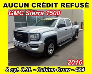 2016 GMC Sierra 1500 4x4 5.3L GROUPE PERFORMANCE