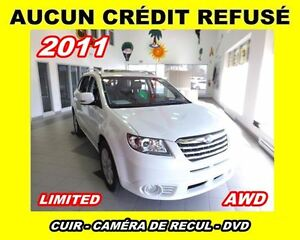 2011 Subaru Tribeca **Limited**Cuir, Toit ouvrant, 7places**