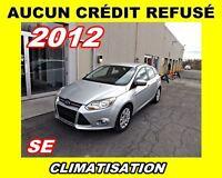 2012 Ford Focus AUCUN CRÉFIT REFUSÉ*SE