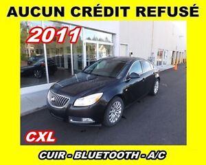 2011 Buick Regal CXL*Cuir,bluetooth,a/c*