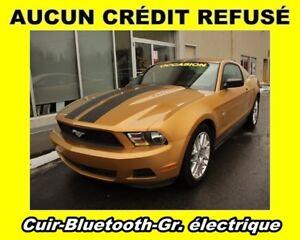 2010 Ford Mustang GR. ÉLECTRIQUE BLUETOOTH *CUIR*