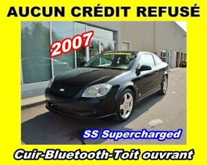 2007 Chevrolet Cobalt **SS Supercharged**Cuir**Bluetooth**Toit o