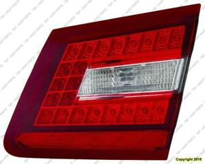 Trunk Lamp Passenger Side (Back-Up Lamp) Wagon E350 High Quality Mercedes E-Class 2011-2013