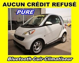 2013 smart fortwo PURE BLUETOOTH CLIMATISEUR *CUIR*