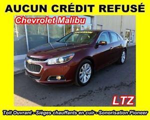 2015 Chevrolet Malibu LTZ ECO
