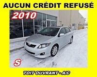 2010 Toyota Corolla **S**Toit ouvrant, Mags**