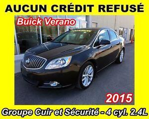 2015 Buick Verano Cuir et Groupe Sécurité