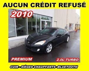 2010 Hyundai Genesis Coupe 2.0T Premium*cuir,toit ouvrant*
