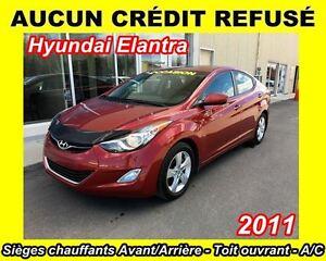 2011 Hyundai Elantra **AUCUN CRÉDIT REFUSÉ**