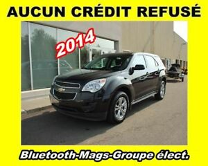 2014 Chevrolet Equinox **Bluetooth**Mags**Groupe élect.