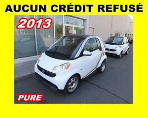 2013 smart fortwo Pure**A/C**seulement 22 735 km *