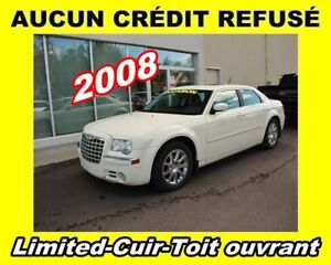 2008 Chrysler 300 **Limited**Cuir**Toit ouvrant