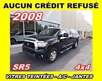 2008 Toyota Tundra AUCUN CRÉDIT REFUSÉ**SR5 5.7L V8**