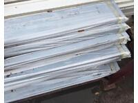 💈Black Facia Boards * 150mm X 16mm X 5mm