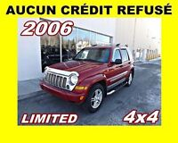 2006 Jeep Liberty Limited*CUIR, TOIT OUVRAMT*