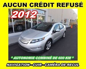 2012 Chevrolet Volt Electric *cuir, caméra de recul*NAVIGATION*