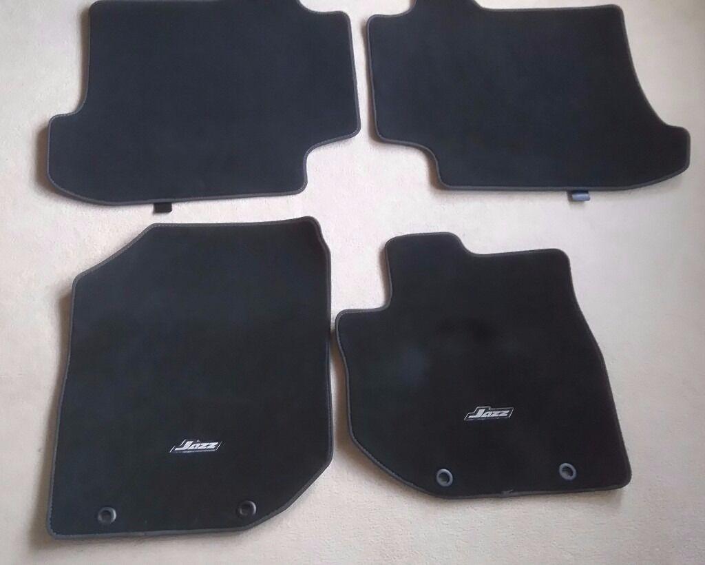Honda Jazz Car Mats/Carpets pre-2015 models
