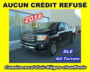 2016 GMC Canyon **SLE ALL-TERRAIN**Caméra recul**Cuir