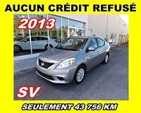 2013 Nissan Versa SV**Tout équipé**