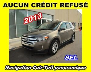 2013 Ford Edge **Navigation**Cuir**Toit panoramique