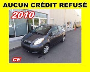 2010 Toyota Yaris LE*A/C*AUCUN CRÉDIT REFUSÉ*
