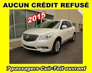 2015 Buick Enclave AWD CUIR**7 PASSAGERS**TOIT OUVRANT**WOW**