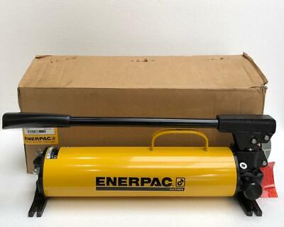Enerpac P80 Ultima Two-speed Hydraulic Hand Pump 700 Bar 10000 Psi