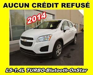 2014 Chevrolet Trax LS**1.4L TURBO**BLUETOOTH**ONSTAR**
