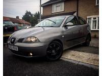 2004 Seat Ibiza Sport 2.0 Remapped SWAP PX