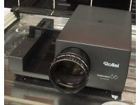 RolleiVision 66 Large format Slide Projector - Very Rare