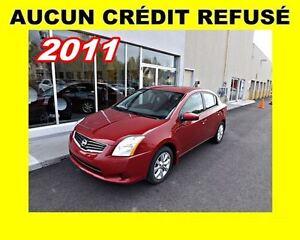 2011 Nissan Sentra *AUCUN CRÉDIT REFUSÉ*
