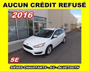 2016 Ford Focus **SE**Mags**Caméra de recul**