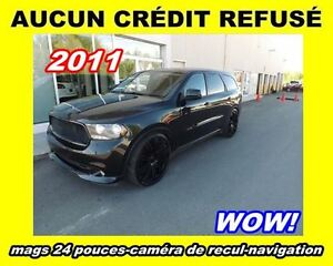 2011 Dodge Durango SXT **mags 24 pouces-navigation-bluetooth**