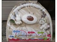 Baby mothercare play mat