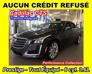 2016 Cadillac CTS 3.6L Performance Collection**