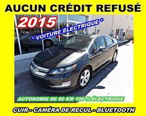 2015 Chevrolet Volt Electric *VOITURE ÉLECTRIQUE*cuir,caméra de