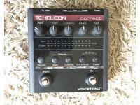 TC Helicon Correct DeEsser EQ Compressor Auto Tune