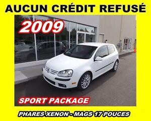 2009 Volkswagen Rabbit SPORT PACKAGE*MAGS 17''*XENON*