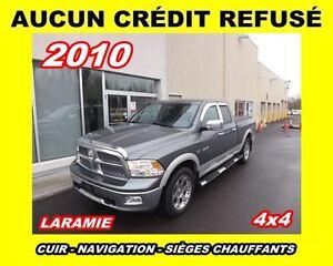 2010 Dodge Ram 1500 **Laramie**Cuir,Navigation,4x4**