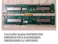 Lg buffer board PG3000