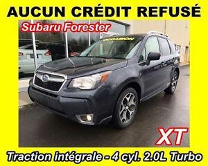 2015 Subaru Forester 2.0XT *WOW*