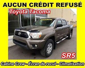 2013 Toyota Tacoma WOW!!**AUCUN CRÉDIT REFUSÉ**