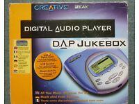 Creative Digital Audio Player - Jukebox